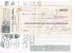 """Société """"La Zéloise"""",fabrique De Jute. - Kleidung & Textil"""