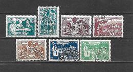 1938 - N. 651/57 USATI (CATALOGO UNIFICATO) - 1923-1991 USSR