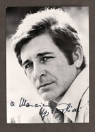 Cinema Teatro Televisione - Autografo Dell'attore Ugo Pagliai - Anni '60 - Autografi