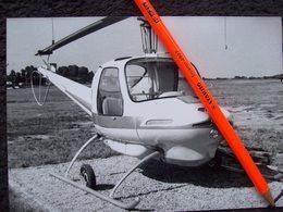 FOTOGRAFIA  ELICOTTERO LUALDI  L 57 - Aviation