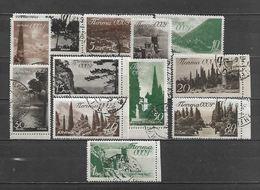 1938 - N. 658/69 USATI (CATALOGO UNIFICATO) - 1923-1991 USSR