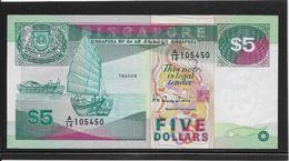 Singapour - 5 Dollars - Pick N°35 - SPL - Singapore