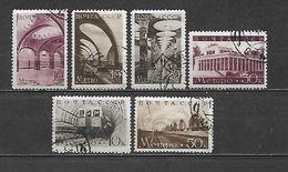 1938 - N. 670/75 USATI (CATALOGO UNIFICATO) - 1923-1991 USSR