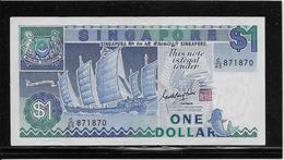 Singapour - 1 Dollar - Pick N°18 - SPL - Singapour