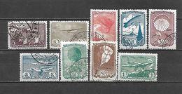 1938 - N. 676/84 USATI (CATALOGO UNIFICATO) - 1923-1991 USSR