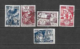 1938 - N. 685/89 USATI (CATALOGO UNIFICATO) - 1923-1991 USSR