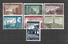 1939 - N. 698/704 USATI (CATALOGO UNIFICATO) - 1923-1991 USSR