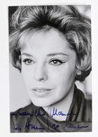 Cinema Teatro Televisione - Autografo Dell'attrice Anna Proclemer - 1964 - Autografi