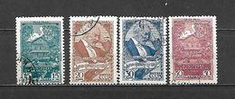 1940 - N. 768/71 USATI (CATALOGO UNIFICATO) - 1923-1991 USSR
