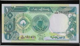 Soudan - 1 Pound - Pick N°32 - NEUF - Soudan
