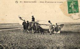 Malo Les Bains Bateau De Sauvetage - Malo Les Bains