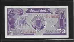 Soudan - 25 Piastres - Pick N°37 - NEUF - Sudan