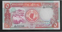 Soudan - 5 Pounds - Pick N°45 - NEUF - Sudan
