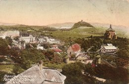 Slovakia, Banska Stiavnica / Selmecbánya, Castle - Eslovaquia