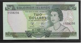 Salomons - 2 Dollars - Pick N°5 - NEUF - Solomon Islands