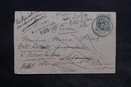 FRANCE - Cachet De Retour à L 'envoyeur De La Poste Restante De Paris Sur Enveloppe En 1903 - L 34409 - Postmark Collection (Covers)