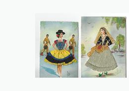 2 Carte Costumes - Costumes