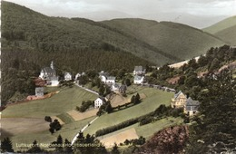 LUFTKURORT NORDENAU-HOTEL GNACKE-NON VIAGGIATA-REAL PHOTO - Schmallenberg