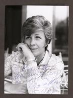 Cinema Teatro - Autografo Dell'attrice Elsa Albani - 1969 - Autografi