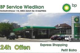 Prepaid: Go Bananas - BP Service Wiedikon - Switzerland