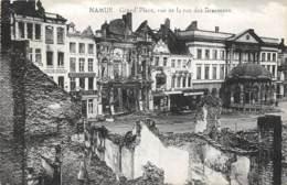 Namur - Grand'Place, Vue De La Rue Des Brasseurs - Namur