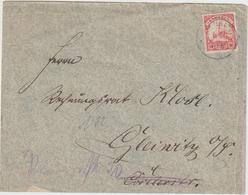 Kamerun; Bedarfsbrief Von Dschang Nach Gleiwitz - Kolonie: Kamerun