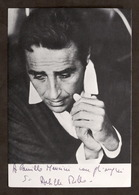 Cinema Televisione - Autografo Dell'attore Achille Millo - Anni '60 - Autografi