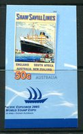 Australia 2004 Ocean Liners - Self-adhesive MNH (SG 2395) - 2000-09 Elizabeth II