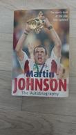 Martin Johnson The Autobiography - Deportes