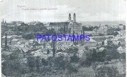 115571 UKRAINE UNGVAR VIEW GENERAL POSTAL POSTCARD - Ukraine