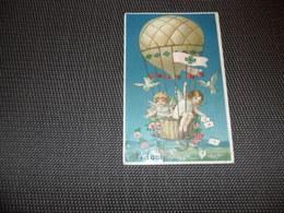 Anges ( 119 )  Ange  Engelen  Engel   Angelot  Ballon - Anges