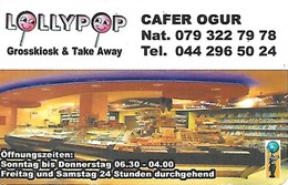 Prepaid: Lollypop - Asia Fast - Schweiz