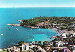 *CPM - 06 - ANTIBES - Vue Aérienne Du Cap D'Antibes Et La Plage De La Garoupe - Cap D'Antibes - La Garoupe
