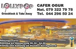 Prepaid: Lollypop - Flash, RS Revers - Schweiz