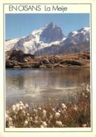 05 - Hautes Alpes - Massif De La Meije - La Meije (alt. 3 983 M) Et Le Lac Lérié  - Voir Scans Recto-Verso - Francia