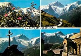 05 - Hautes Alpes - Massif De La Meije - Multivues - Voir Scans Recto-Verso - Francia