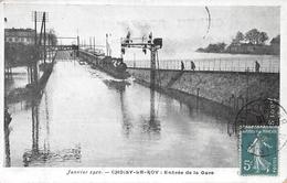 Entrée De La Gare - Choisy-le-Roi  FRANCE - Creteil