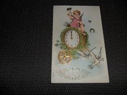 Ange ( 148 )   Engel   Angelot  Carte Gaufrée  Reliëf - Anges