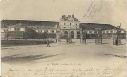 ~  JP  ~  21  ~  DIJON   ~    La Gare   ~ - Dijon