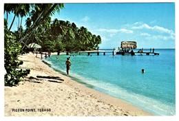 Tobago Pigeon Point - Trinidad
