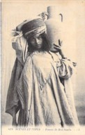 MAGHREB - ALGERIE Algeria ( Scènes Et Types ) FEMME De BOU SAADA - CPA - Algerien Algerije Argelia - Women