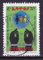 Ethiopia 1978 Single 70c Stamp From The Anti-Apartheid Year Set. - Ethiopia