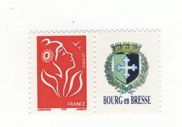 Lamouche TVP Rouge ITVF Gommé Personnalisé YT 3741A . Pas Courant , Voir Le Scan . Cote Maury N° 27 A : 10 € . - Personalized Stamps