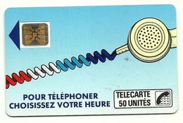 Francia - Tessera Telefonica Da 50 Units - T616   France Telecom - Telephones