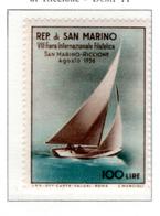 1956 - SAINT-MARIN - SAN MARINO - Catg. Unif. 449 - NH - (SM2017.9...) - San Marino
