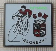 CYCLISME COM BAGNEUX Club Olympique Multisport  VELO - Cycling