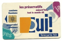 Francia - Tessera Telefonica Da 50 Units - T618   France Telecom - Phonecards