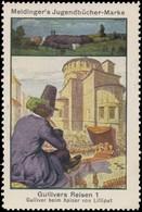 Berlin : Gulliver Beim Kaiser Von Lilliput Reklamemarke - Cinderellas