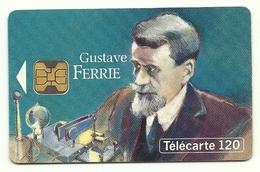 Francia - Tessera Telefonica Da 120 Units - T620   France Telecom - Characters