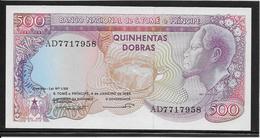 Sao Tomé Et Principe - 500 Dobras - Pick N°61 - NEUF - Sao Tome And Principe